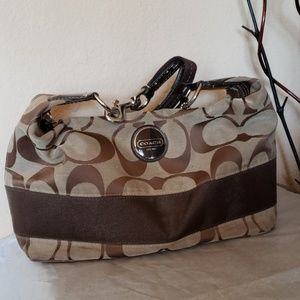 Authentic Coach Bag F17434